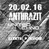 UNITED TECHNO & ANTHRAZIT @ ELEKTROKÜCHE