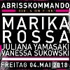 ABRISSKOMMANDO GIRLS ON FIRE