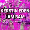 BUTAN @ U-CLUB  KERSTIN EDEN  I AM BAM